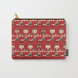 Super cute sports stars - Ice Hockey Russia Carry-All Pouch