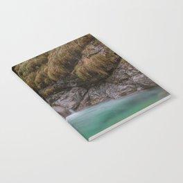 Waterfalls of Val Vertova Notebook