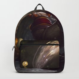 Classic Bard League Of Legends Backpack
