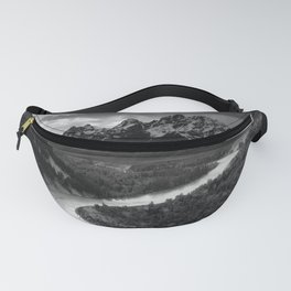 Ansel Adams - The Tetons and Snake River Fanny Pack