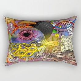 Do You See Rectangular Pillow