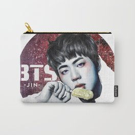 JIN -BTS- Carry-All Pouch