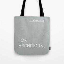 BDFD - Architects Tote Bag