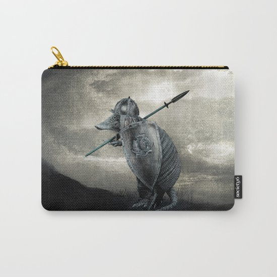 Armadillo by Eric Fan & Viviana Gonzalez Carry-All Pouch