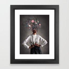 The Eternal Grace of Understanding  Framed Art Print