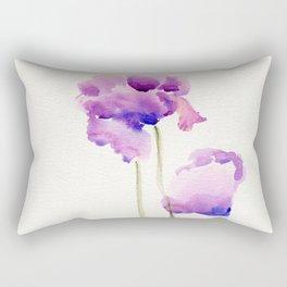 Hungarian Blue Rectangular Pillow