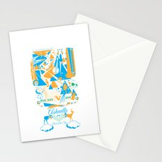 Land of The Sky. Stationery Cards
