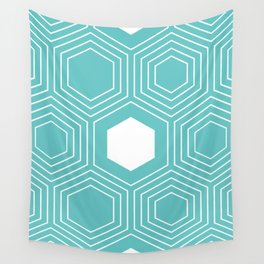 HEXMINT2 Wall Tapestry