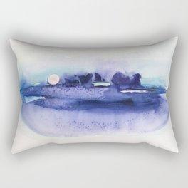 New moon Rectangular Pillow
