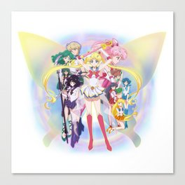 Sailor Moon Crystal Season 3 Canvas Print