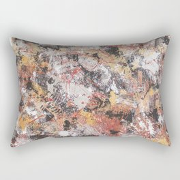 Autumn grunge Rectangular Pillow