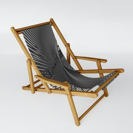 abstract art  Sling Chair