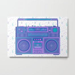 Party Essential Metal Print