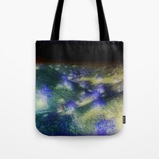 Dunes in Space Tote Bag