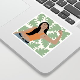 Inner Strength Sticker