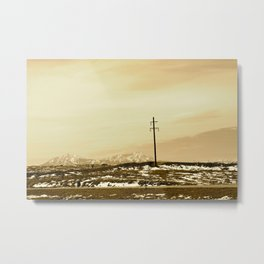 New Mexico State of Mind Metal Print