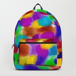 Live your life with pride Backpack