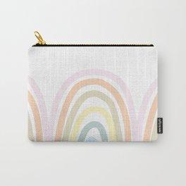 my own pastel rainbow Tasche