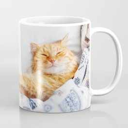 Everyday is caturday Coffee Mug