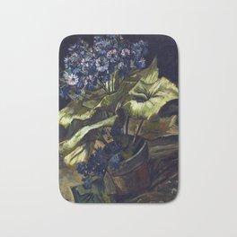 Vincent van Gogh Cineraria Bath Mat