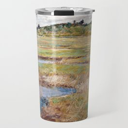 Childe Hassam The Concord Meadow Travel Mug