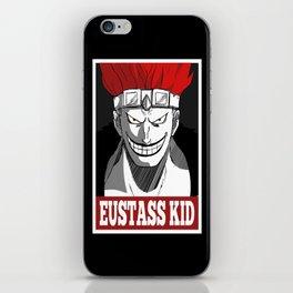 Eustass Kid OB iPhone Skin