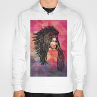 coachella Hoodies featuring RIVIERA by XD Art