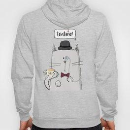 English cat Hoody