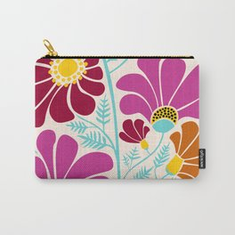 Autumn Floral Carry-All Pouch