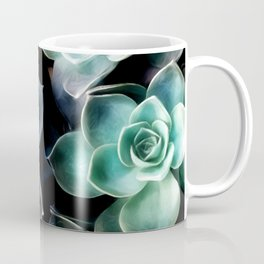 Succulent PATTERN IV Coffee Mug
