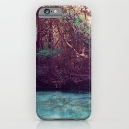 Follow, The Flow iPhone Case