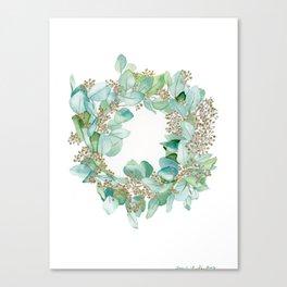 Eucalyptus 2 Canvas Print