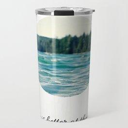 Life on the Lake Travel Mug