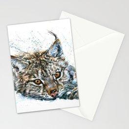Lynx Stationery Cards