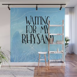 ACOTAR - Waiting for my Rhysand Wall Mural