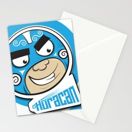 EL HURACAN... Stationery Cards