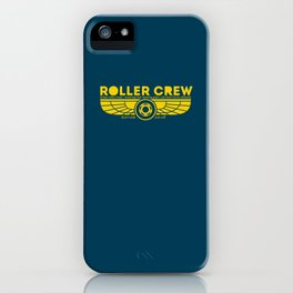 Roller Crew iPhone Case