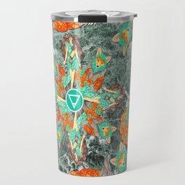 Earth/Fox Travel Mug