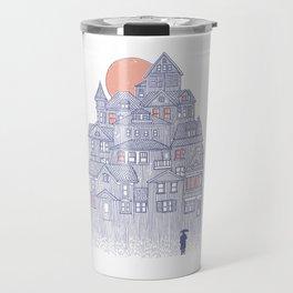Rainy City Travel Mug