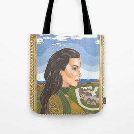 The Duchess of Calabasas Tote Bag