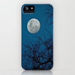 Full Moon 11-8-11 #2 iPhone Case