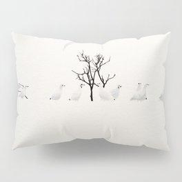 Snowbirds Pillow Sham