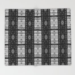 Evening Out Throw Blanket