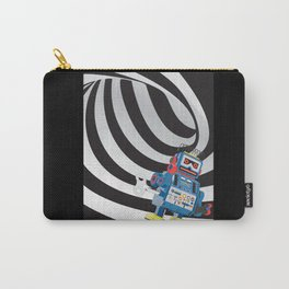 Robot Tunnel Carry-All Pouch