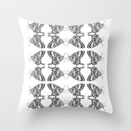 ButterflyPapilio Xuthus I Throw Pillow