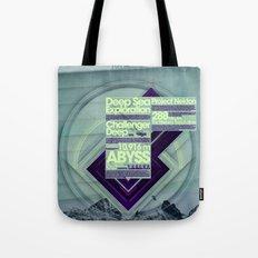 Project Nekton - Exploration #1 Tote Bag