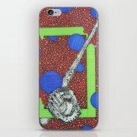 baseball iPhone & iPod Skins featuring Baseball by Aimee Alexander