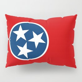 Tennessee State flag Pillow Sham