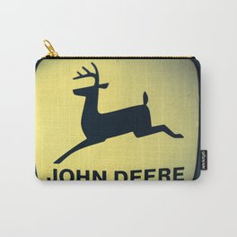 The Old Tractor Logo  (John Deere) Carry-All Pouch