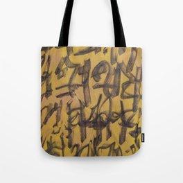 GLYPHS OF XANADU Tote Bag